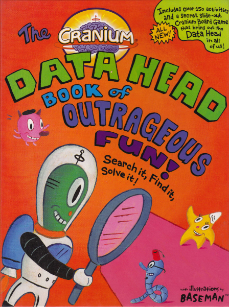 Data Head Book of Outrageous Fun