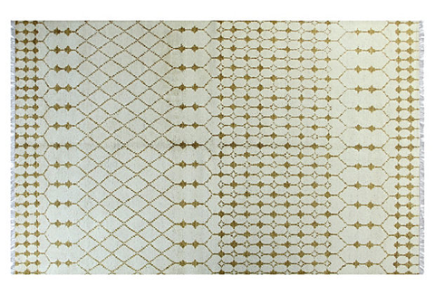 I'm pretty much in love with this rug . . .  READ MORE