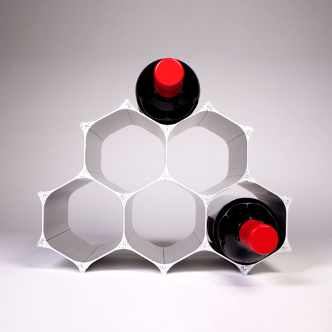 I've been on the lookout for a good wine rack for a while now, and while this Wine Hive from Touch of Modern maybe a touch on the contemporary side for me, I still think . . .  READ MORE