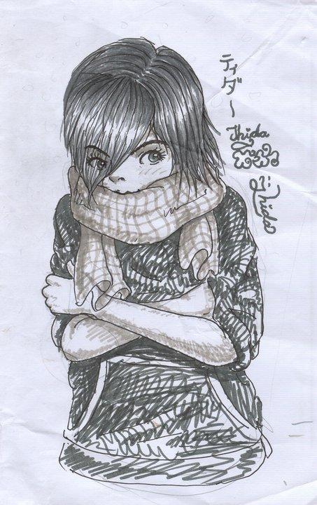 Sketch by Bou Puthida