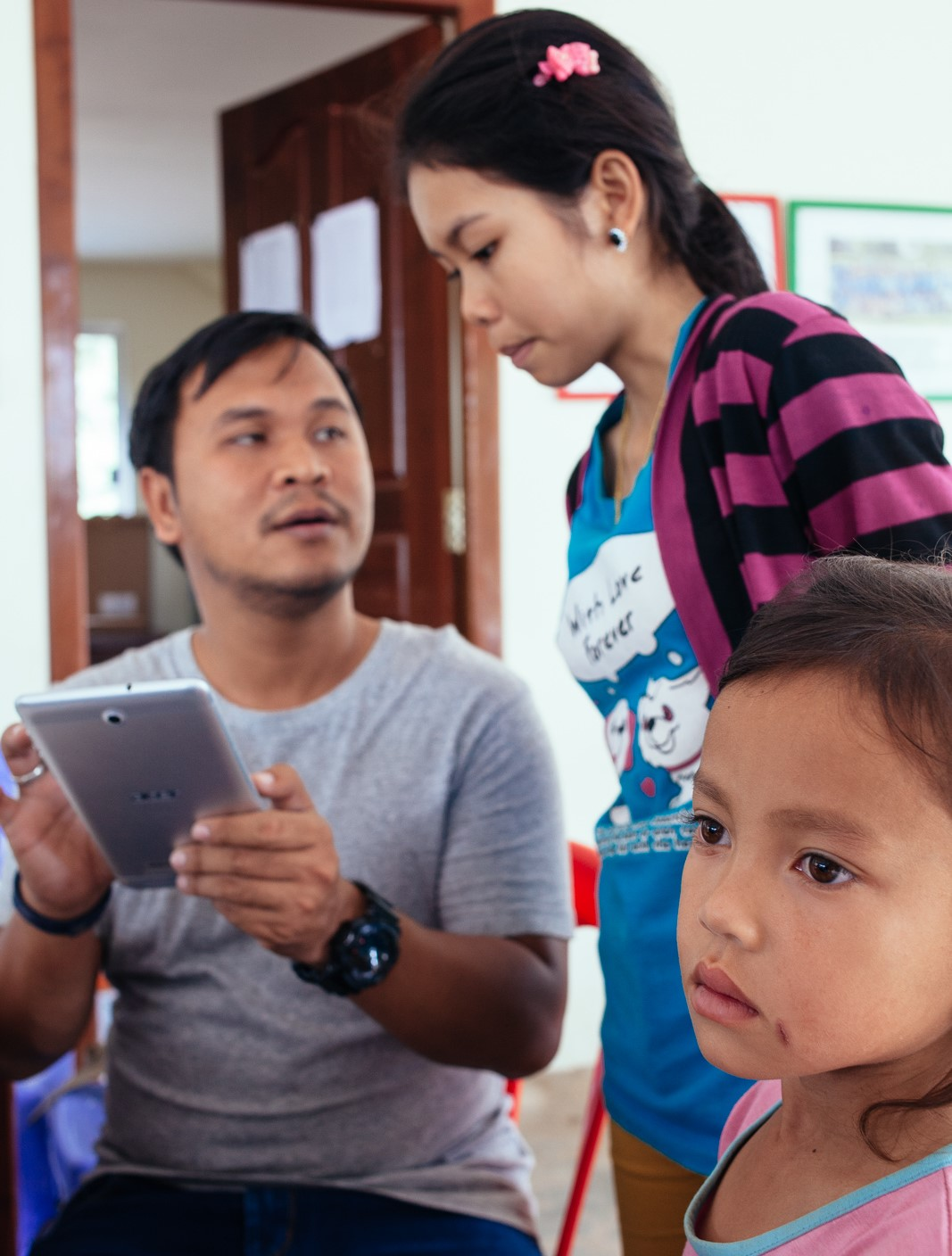 """If I can connect with a rural church, most of the time they will want start an Alongsiders group there."""" - Phearom Mark, Alongsiders Cambodia Coordinator"""
