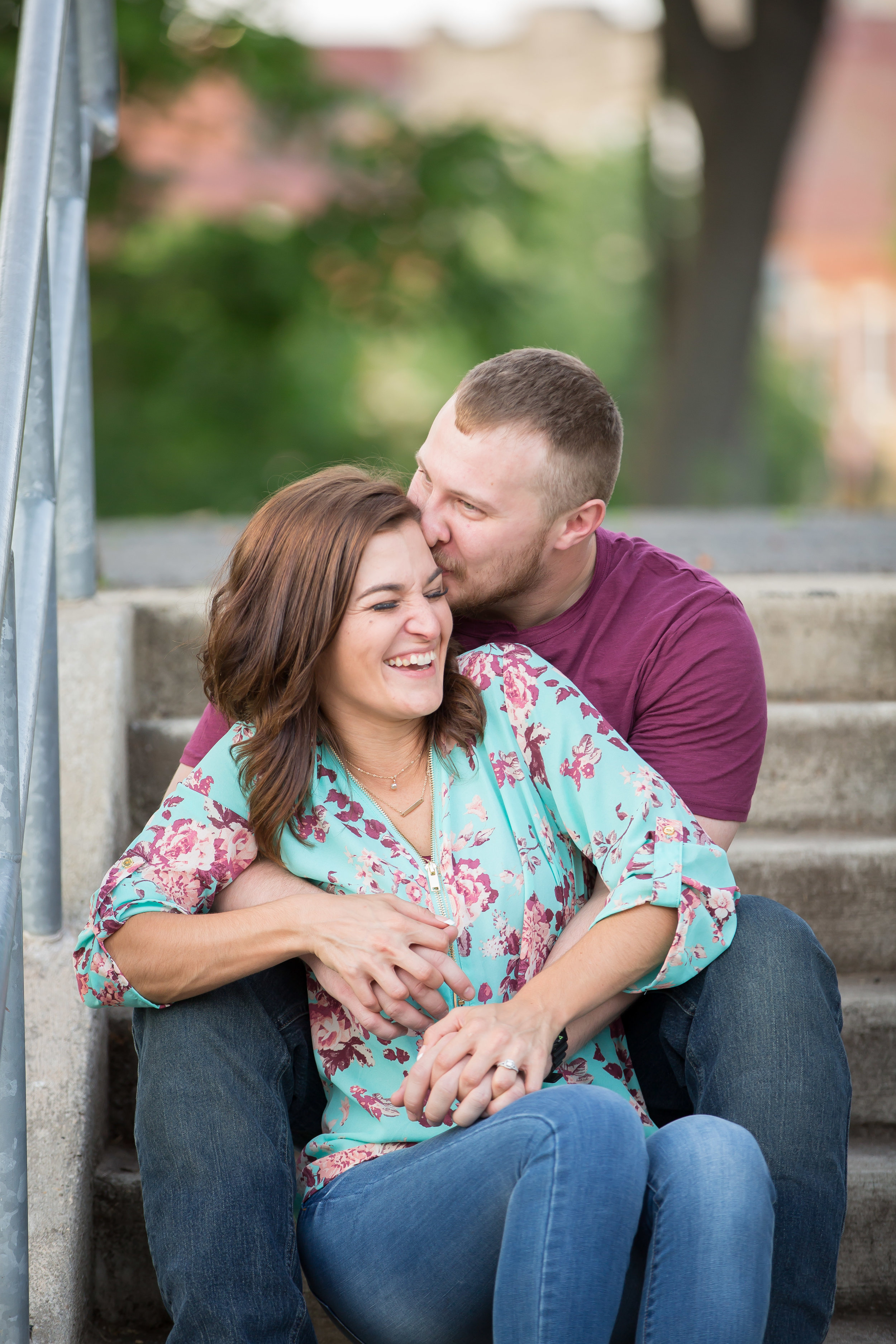 - [ portrait sessions ]Portrait sessions (high school seniors, children, families, maternity, and engagements) are $150 and include the following: indoor and outdoor shots, various backdrops, multiple outfits, and multiple locations if time allows. There is no additional fee if you choose to have your session within 15 miles of Vienna, WV. Please note this fee does not include prints or products. You will come into the studio for your viewing and ordering session 2-3 weeks after your session takes place. A payment plan option is provided for all clients.