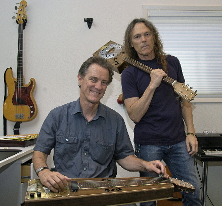 Greg Liecz and Timothy B. Schmit