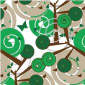 Swirl Trees  $500