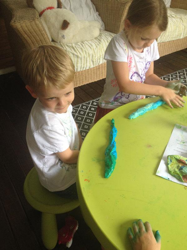 Slime slugs!