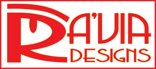 Ravia Designs - logo design