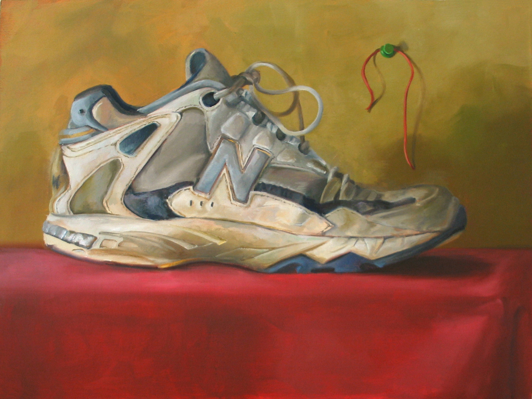 Pop's Last Shoe