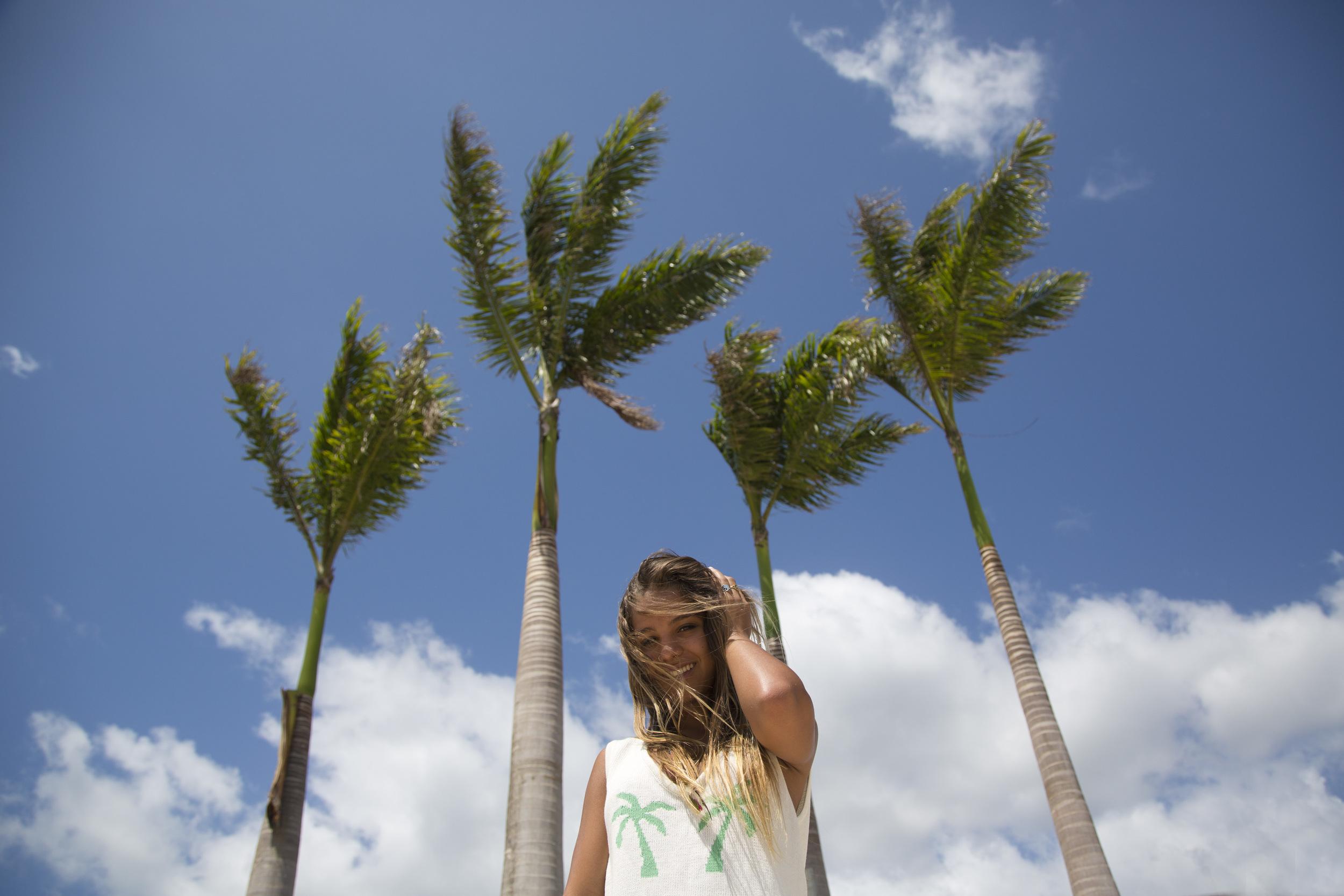 LILYA - PALM TREES 30 DEGREES
