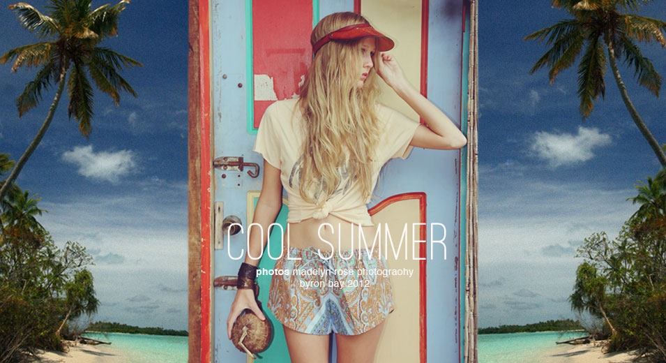 ALTERIOR MOTIF - COOL SUMMER 13 - CAMPAIGN