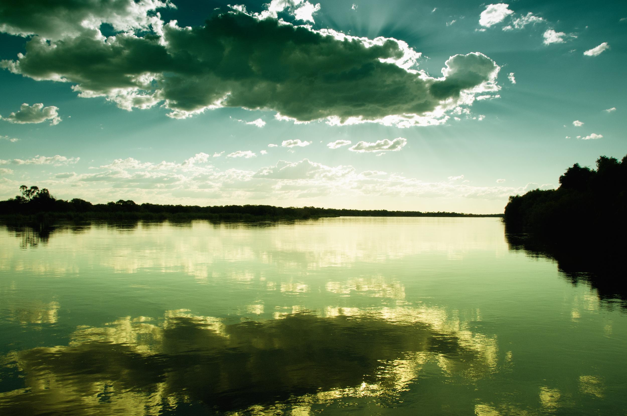 Reflections, Mighty Zambesi