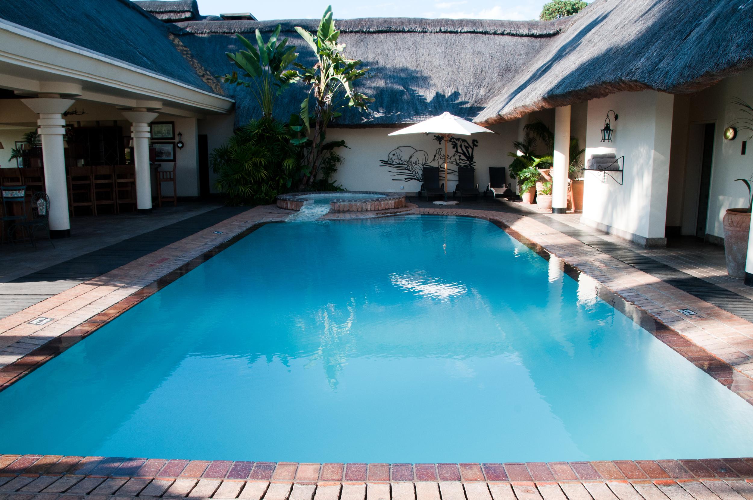 Pool, Ilala Lodge