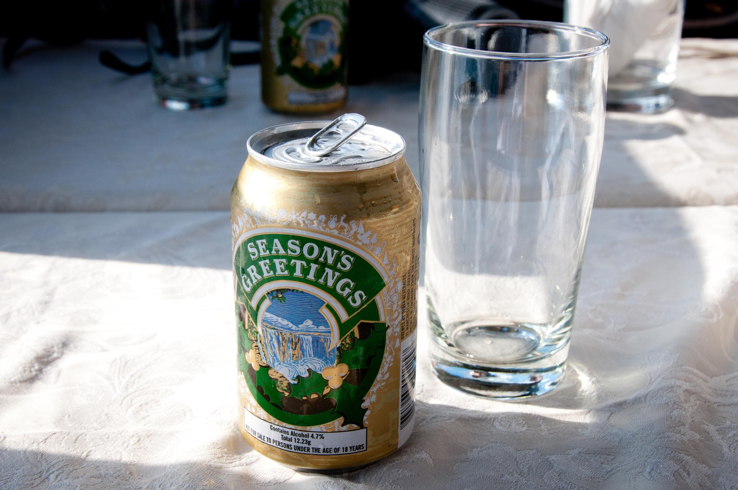 Zambesi Beer