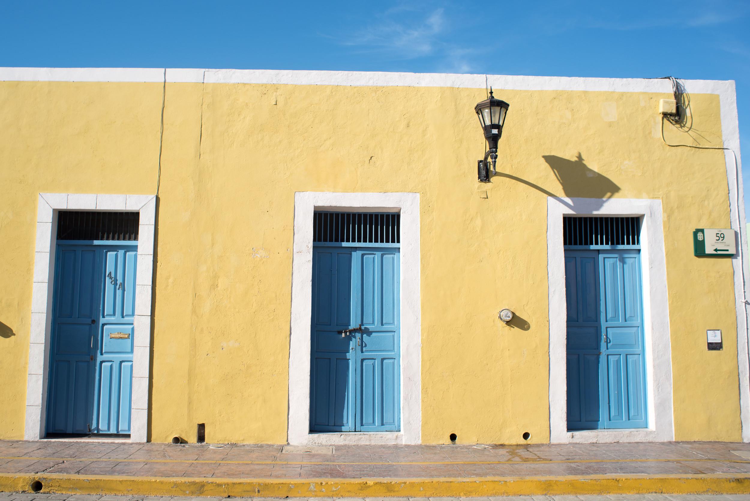 Campeche, details