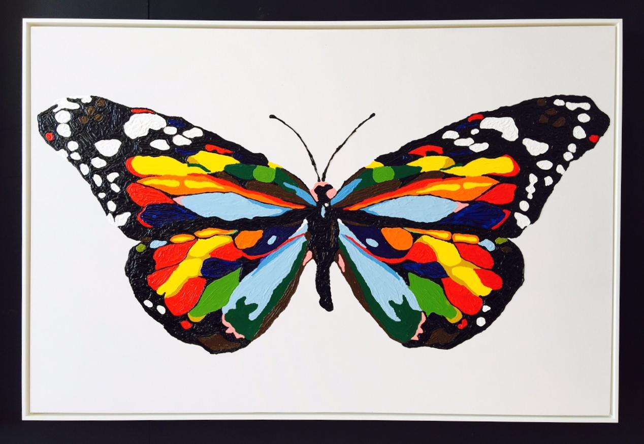 Goliath Butterfly King