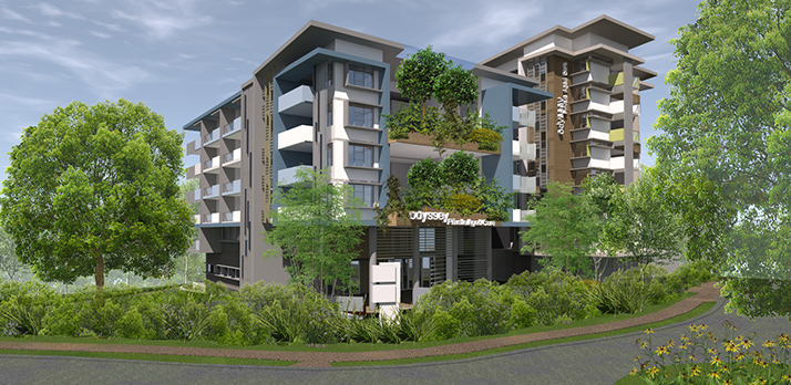 ODYSSEY - PRIVATE AGED CARE