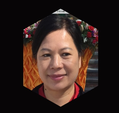 Mrs Ying Cheng. SENIOR Vice President CHINA OPERATIONS