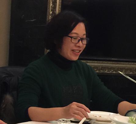 Mrs. Yeng ChenG executive Vice president, China