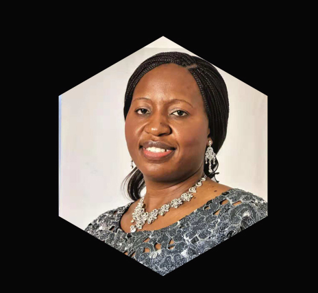 Mrs. Ijeoma Ubezonu  executive Vice President operations