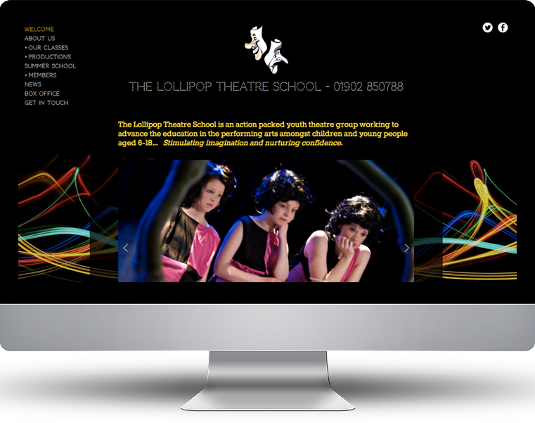 The Lollipop Theatre School