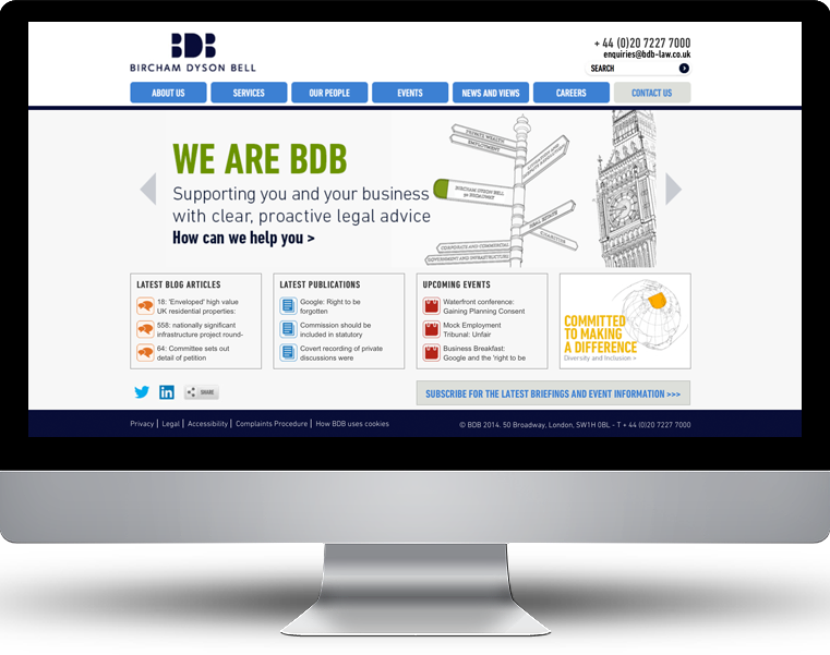 BDB - Bircham Dyson Bell