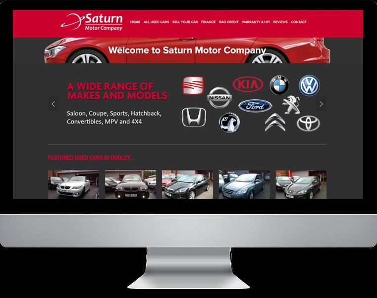 Saturn Motor Company