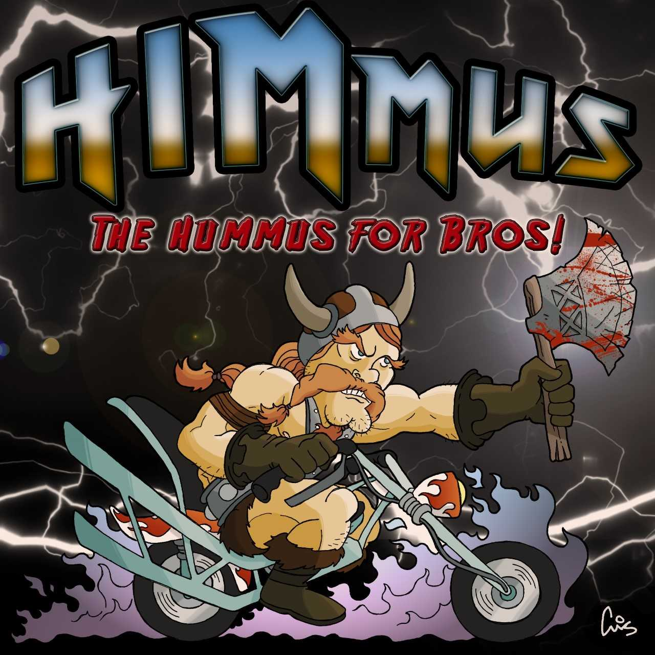 HIMmus - The Hummus for Bros!