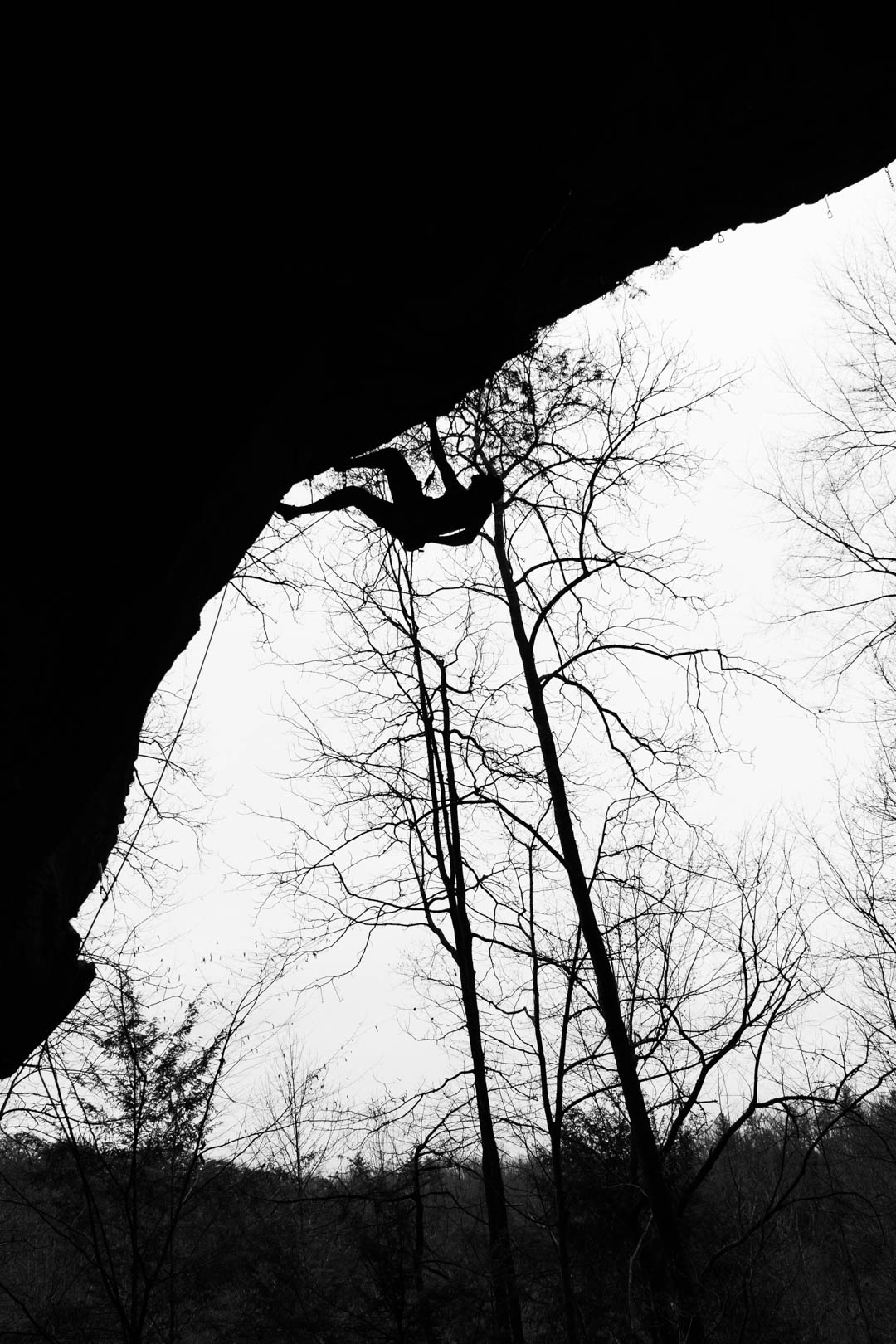 A shot of me on Singularity 5.12c. Taken by Brianna Wilson
