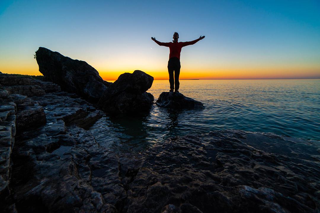 Embracing life on the Georgian Bay