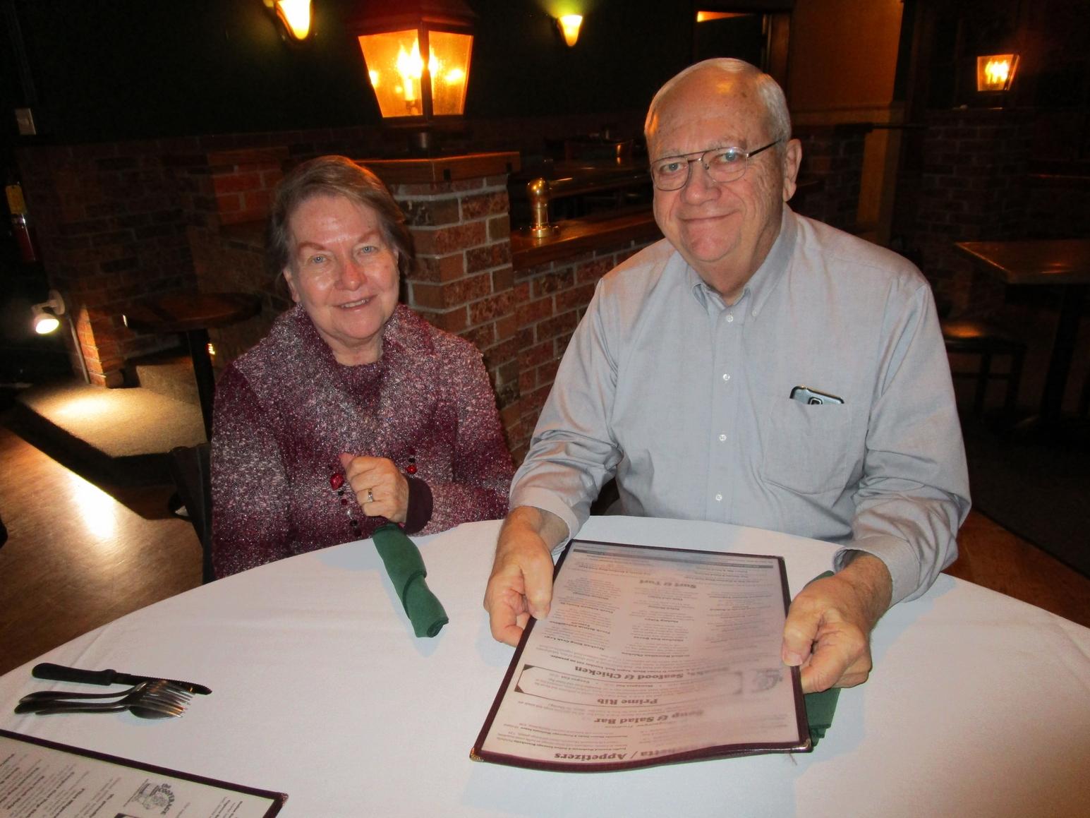 Bill AD5UJ & wife