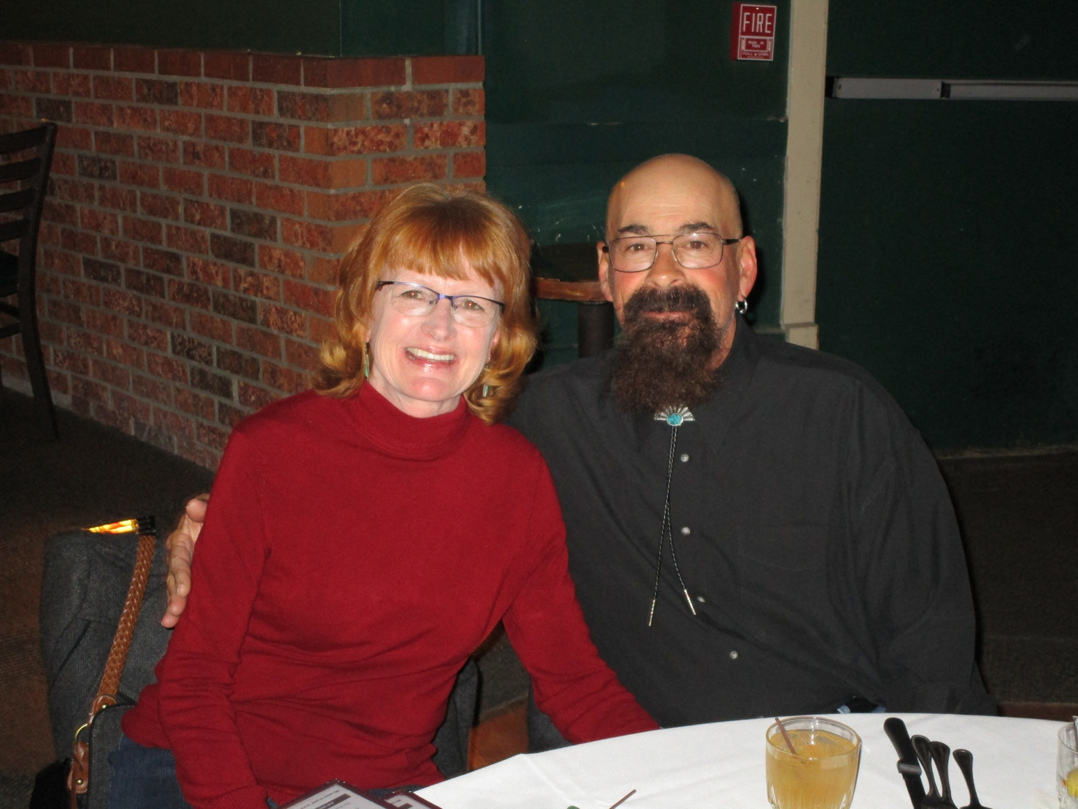 Brian KF5DTS & wife Michelle