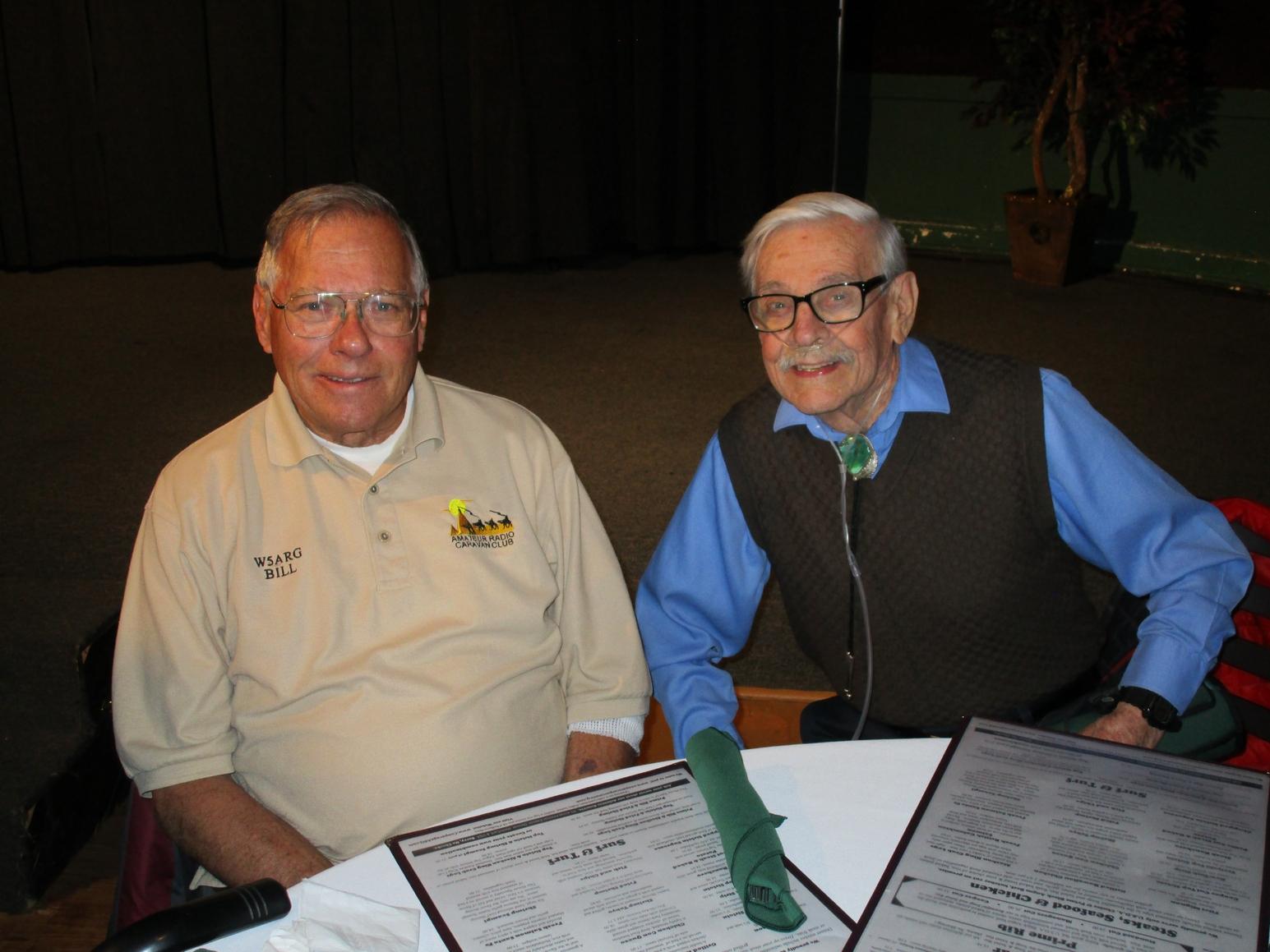 Bill K5ARG & Don K5BIS