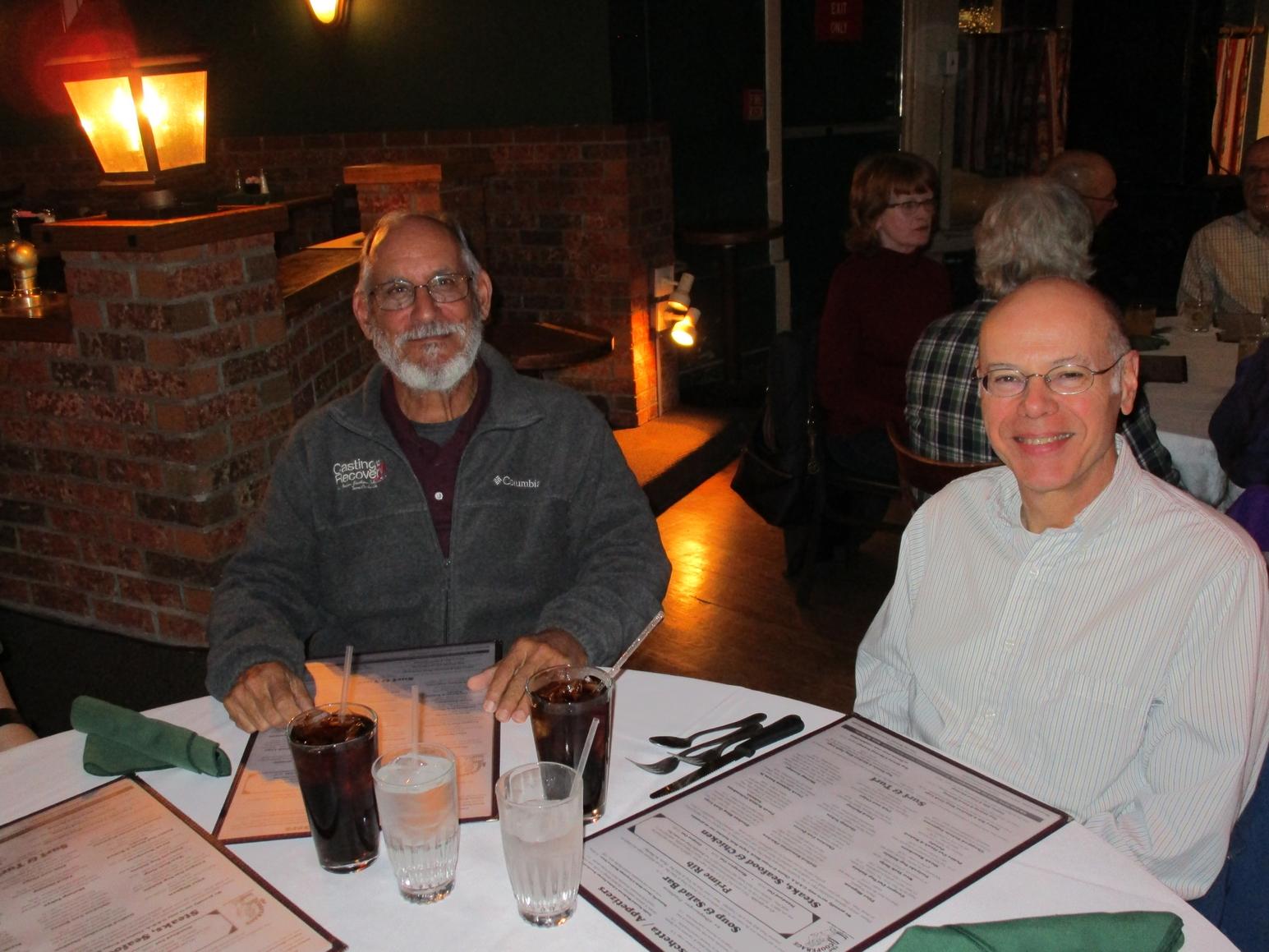 Bob N5JH & Terry K7XR