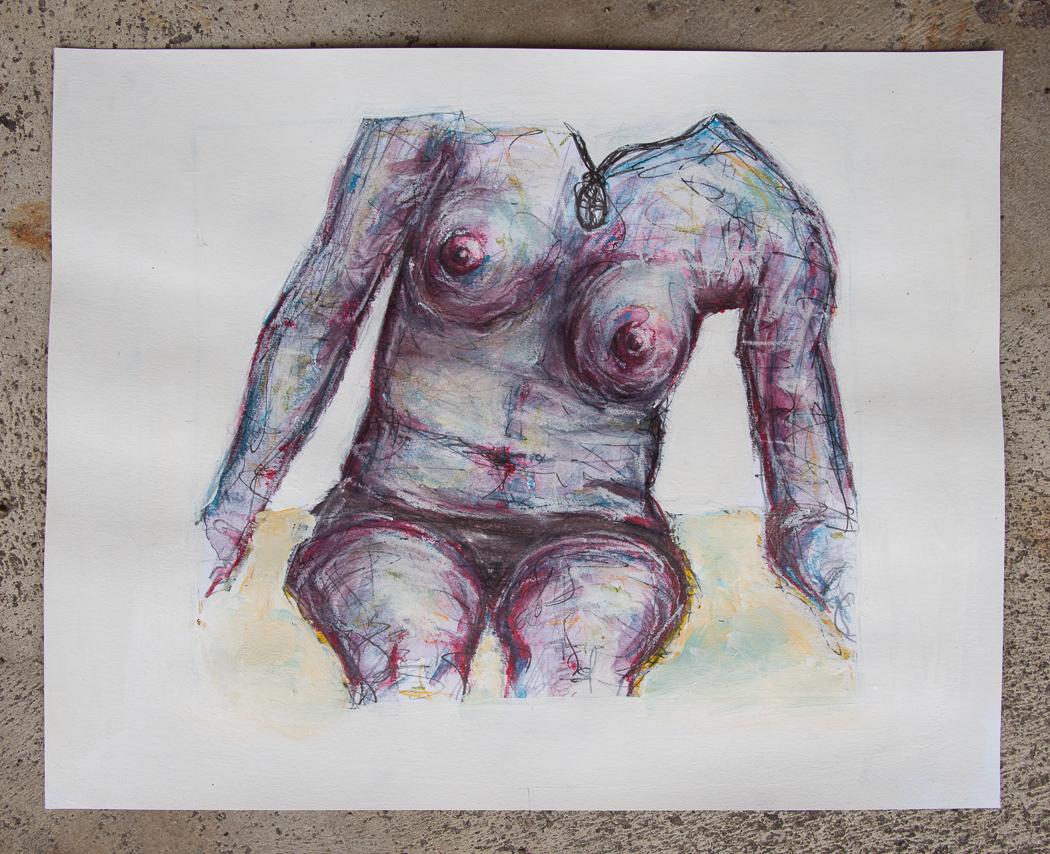 Zombie Tits