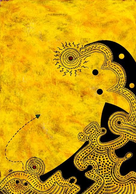 Yellow Dash 2