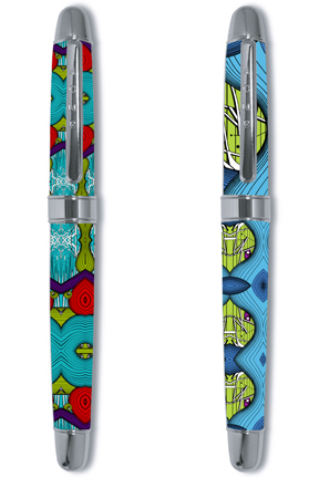 Pen designs