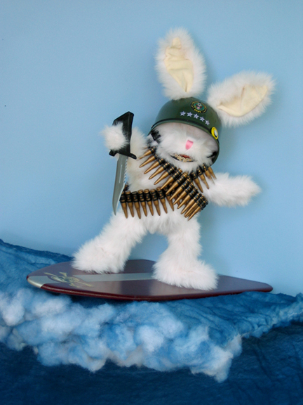 Silly Rabbit, War Is For Kids!