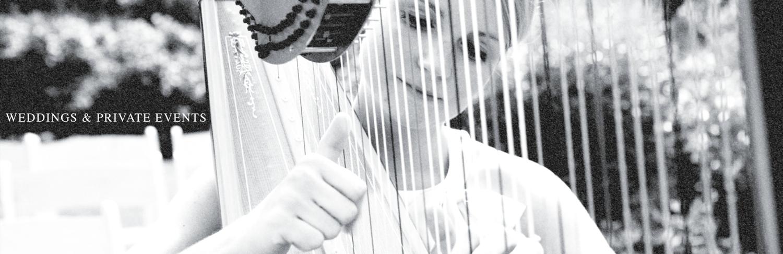 Kristi Shade I New York City Harpist I Weddings and Events