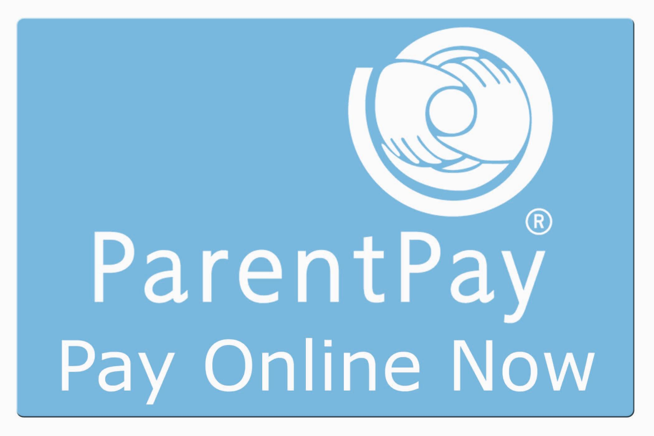 Click on the image to go to ParentPay page to login