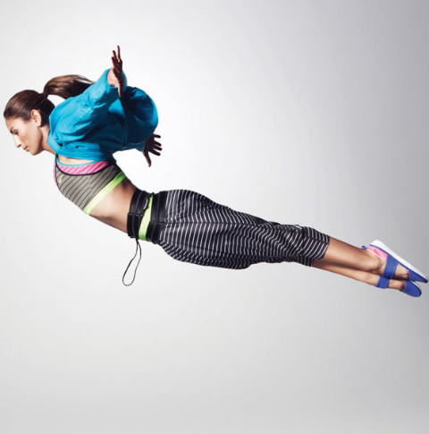 Nike campaign image