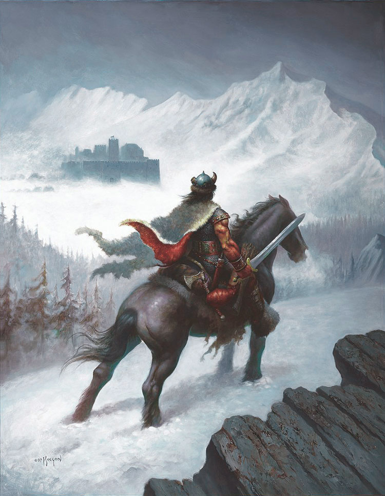 Vengeance in Ice