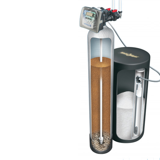 Soft, Quality Water - Impression Series® water softeners by Water Right provide the quality water you need for everyday life. Day and night, your water will now perform the way it should — creating richer lathers by using less soap, rinsing cleaner without film and residue. Your household plumbing will be protected from staining, scale and mineral deposits. Best of all, this system is built to last and easy to operate.