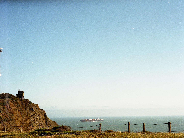 Mamiya 645 | Kodak Endura 800  -San Francisco