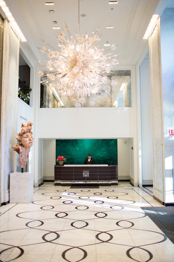 Waldorf Astoria- Chicago, IL /  http://waldorfastoriachicagohotel.com/