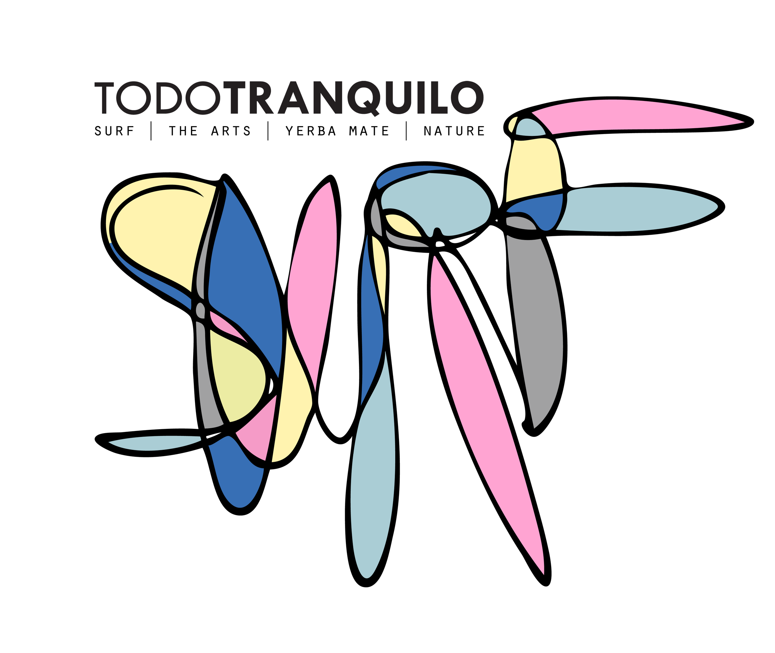Surf Art - Surf Lifestyle - Todo Tranquilo