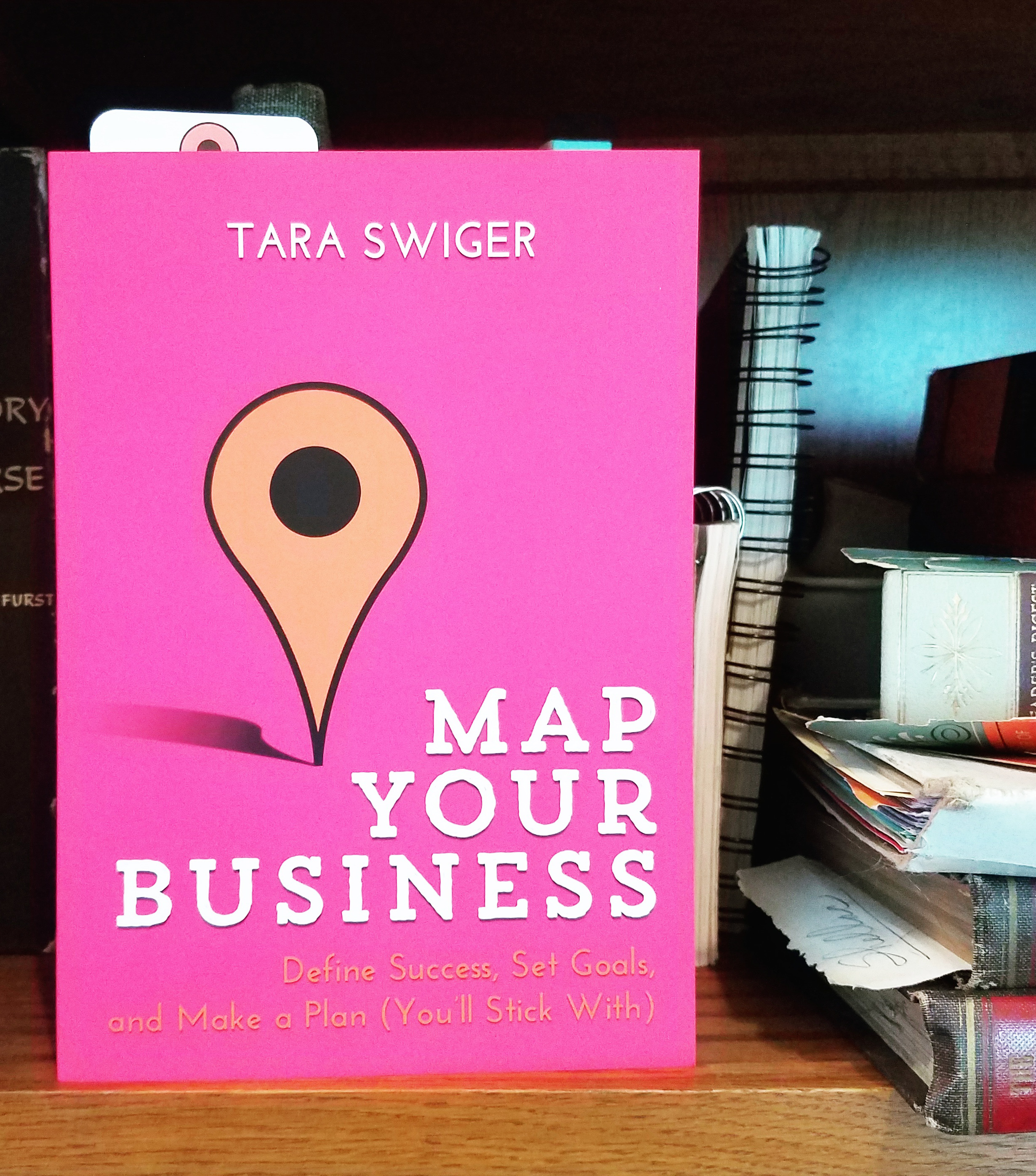 Map Your Business by Tara Swiger