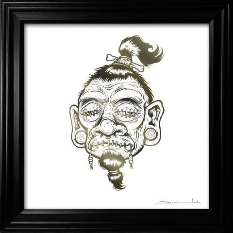 Collected Art (framed) © 2014 Sean Hemak_Page_140.jpg