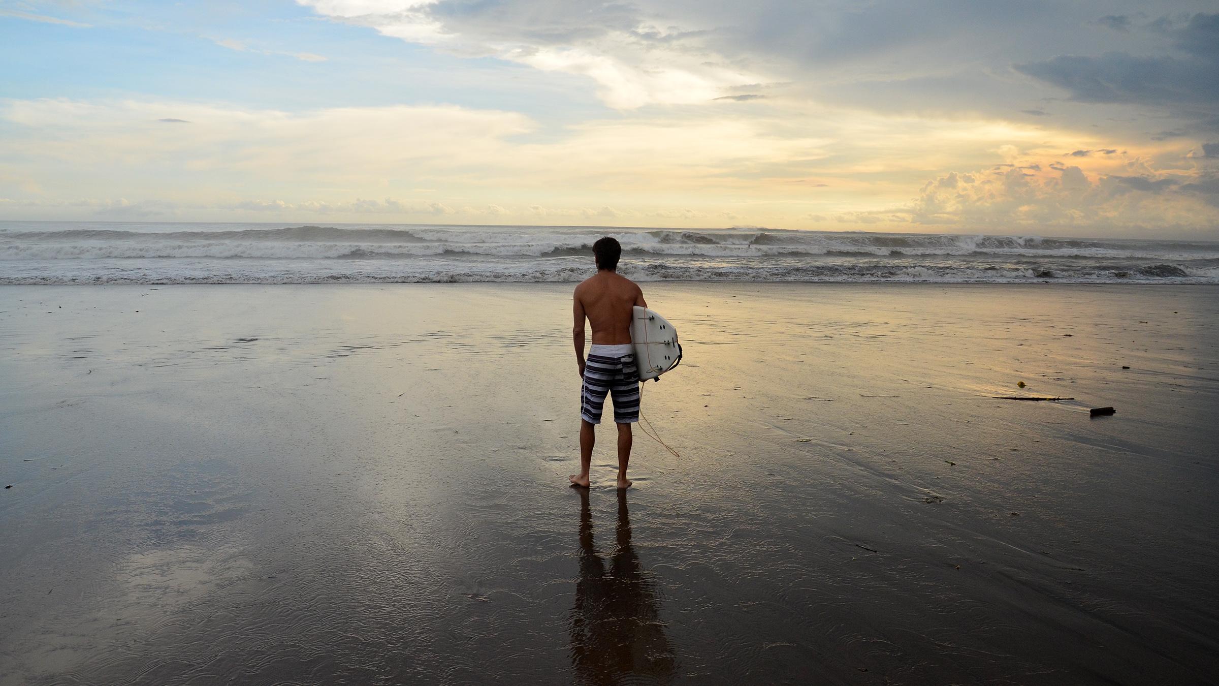 Post Storm Surf