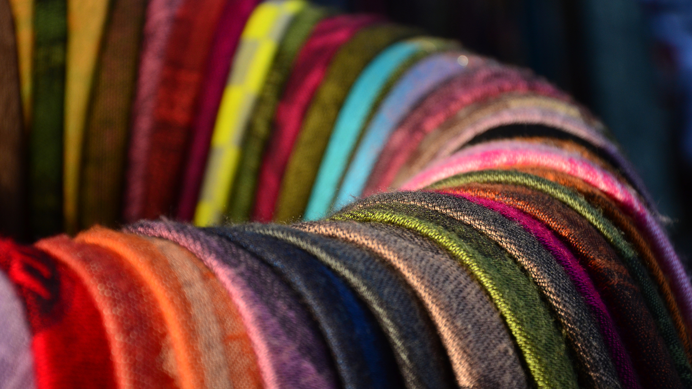 Colourful Cloth