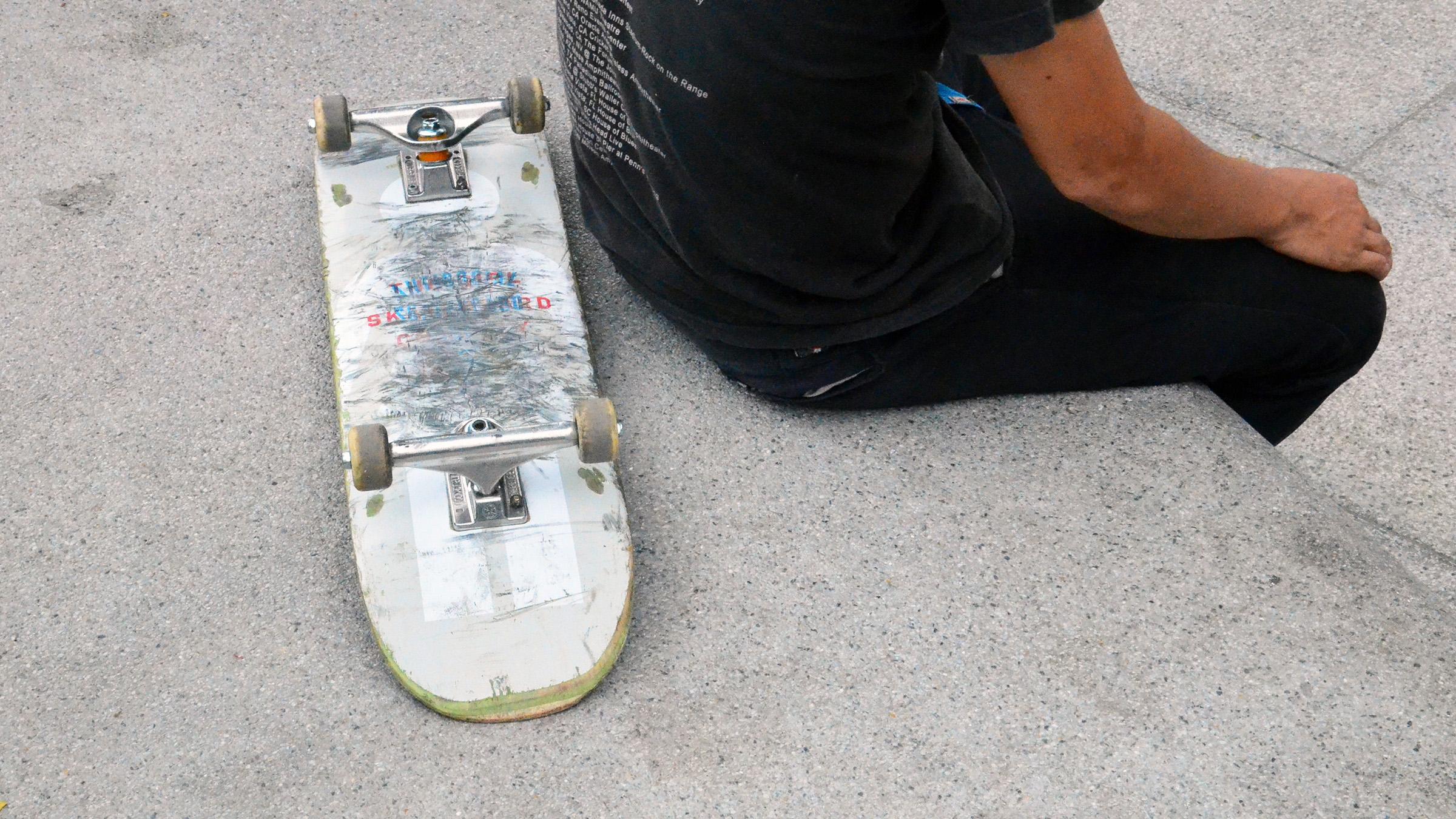 Skate of Die