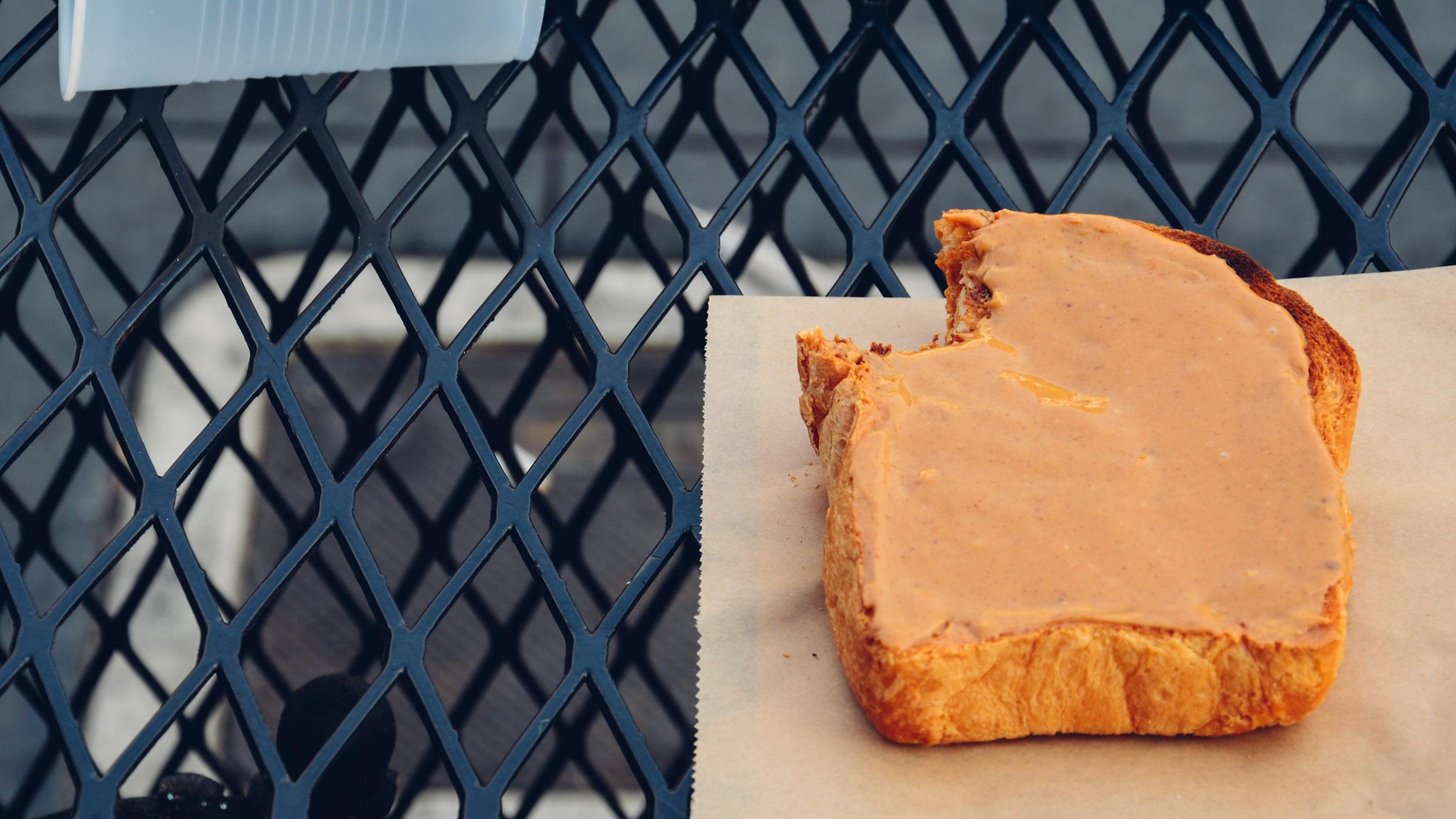 Abandon Toast